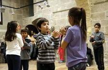 Més d'un centenar d'escolars preparen el Carnaval infantil de Solsona