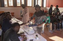 Votacions a Lleida i Guissona per elegir president del Senegal