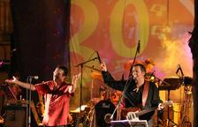 La Salseta del Poble Sec repassa els èxits en un concert a Bell-lloc