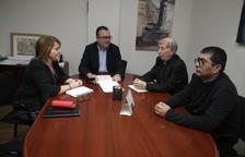 La Diputación contribuirá a abrir la iglesia de Alpicat