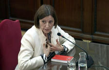 Forcadell diu que només va complir la seua tasca davant del Parlament