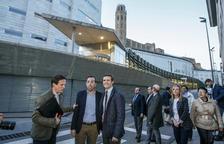Una penya de l'Aplec del Caragol recolza Xavier Palau, candidat del PP a Lleida
