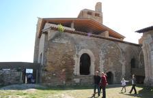 Àger busca a guías turísticos para enseñar la colegiata de Sant Pere