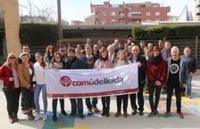 L'assemblea del Comú de Lleida elegeix Sergi Talamonte com a candidat a les municipals del 2019