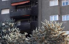 Dos morts en un incendi en un habitatge de Barcelona
