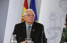 Borrell ja no va a la Pobla
