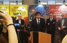 Puigdemont aconsegueix entrar a l'Europarlament i censura la UE