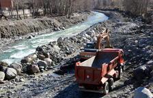 El Pallars Sobirà vol gestionar la Pallaresa amb un patronat i dotar el riu d'un pla d'usos