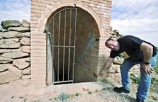 Vandalisme al camp d'aviació republicà de la Guerra Civil espanyola a l'Aranyó