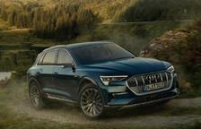 Presentaran el primer vehicle 100% elèctric d'Audi a la Fira Sant Josep de Mollerussa