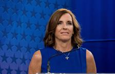 Martha McSally, senadora dels EUA, denuncia que va ser violada quan servia a la Força Aèria