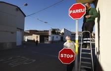 Torrelameu instala ya las primeras señales de Pareu