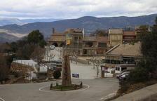 Tiurana renuncia a noves cases pels elevats costos d'urbanització
