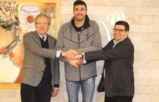 El lleidatà Pierre Oriola, nou ambaixador del Bàsquet Català