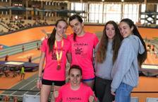 L'arbequina Aida Alemany aconsegueix el bronze en el Campionat d'Espanya