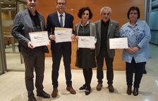Distinguen la transparencia de cinco ayuntamientos de Lleida