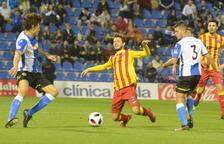 El Lleida arranca un punto de Alicante (0-0)