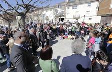 """Pares i alumnes d'Albesa exigeixen un col·legi """"digne"""""""