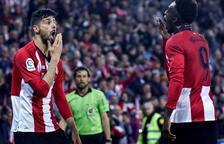 El Athletic echa una mano al Barça y tumba al Atlético