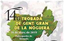 La 14a Trobada de Gent Gran de la Noguera compta amb 400 inscrits