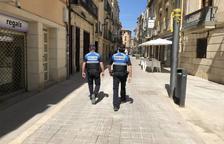 Detenen un home amb una ordre de cerca i detenció a Les Borges