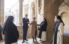 Vallbona acabará en otoño la restauración del edificio