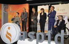 El acto, encabezado por el presidente de la Generalitat, Quim Torra, ha contado con 270 participantes.