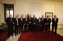 Conmemoración del 25º aniversario del Consejo Social de la UdL