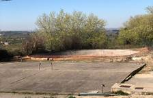 Un pueblo de Lleida restaura el depósito que diseñó Francesc Macià
