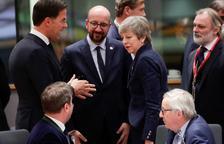 La UE ofrece a May prorrogar el Brexit solo hasta el 22 de mayo
