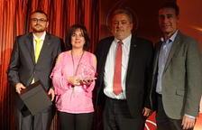 El Parc Astronòmic Montsec i l'empresa Tu i Lleida guardonats en els Premis Alimara