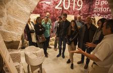 Nuevo espacio dedicado al pueblo abandonado de Montesquiu, que da origen a Vallbona