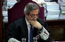 El fiscal del Suprem Javier Zaragoza.