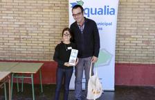 Premio de Aqualia para una niña de Fraga