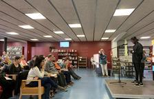 Dia Mundial de la Poesia a la Biblioteca Joan Duch de Juneda