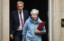 Bruselas afirma tener listas las medidas para un Brexit sin acuerdo