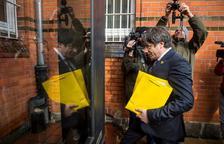 Puigdemont insisteix que si és eurodiputat tindrà immunitat