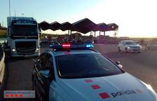 Un camionero multiplica por 16 la tasa de alcoholemia permitida