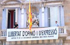La polèmica dels llaços arriba als tribunals amb querelles creuades de Torra i la Fiscalia