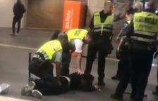 Un jove, agredit a Rodalies per diversos vigilants
