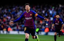 Messi dicta sentència