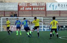 El Lleida B topa amb el mur de l'Igualada i veu frenada la seua ratxa