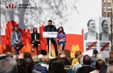 Torra diu que el PSOE està sempre a prop de PP i Cs, i Esquerra es presenta com el seu fre