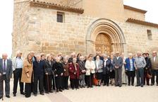 Alfés celebra la Festa de la Gent Gran