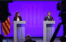 El Govern català aprova un crèdit de 814 milions per a salaris i extres