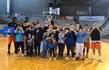 L'ICG Força Lleida i l'Escola Plançó, units en el Dia de l'Autisme