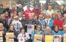 Caminatas en Rosselló y Tàrrega en el Día de la Actividad Física