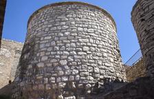 Sant Ramon restaura l'entorn de la Torre de Guaita de Portell