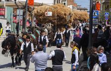 La tradició torna a rodar picant l'ullet a la comarca