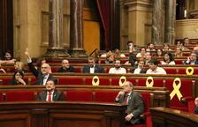 El Parlament exigeix a Torra sotmetre's a una qüestió de confiança o convocar eleccions